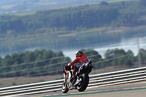 Fotogallery MotoGP: la doppietta Ducati nelle Qualifiche del GP d'Aragon 2018