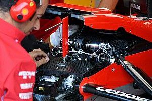 GALERÍA TÉCNICA: las actualizaciones en los F1