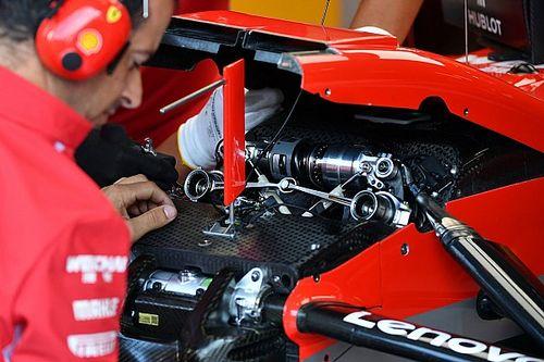 Analisis teknis: Inovasi terbaru F1 dari GP Belgia