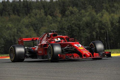 比利时大奖赛FP1:维特尔领跑时间榜,诺里斯完成首秀