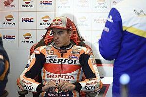 """Marquez deciso: """"Se in gara pioverà come alla fine delle Libere 4 non potremo correre!"""""""