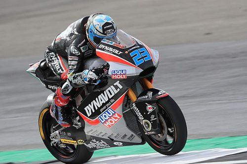 FP2 Moto2 San Marino: Schrotter unggul tipis dari Bagnaia