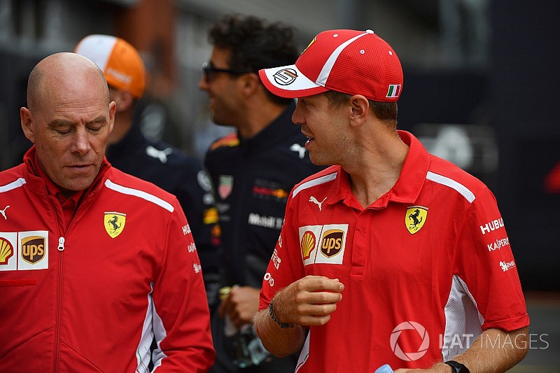维特尔:保持赛车速度是争冠决定性因素