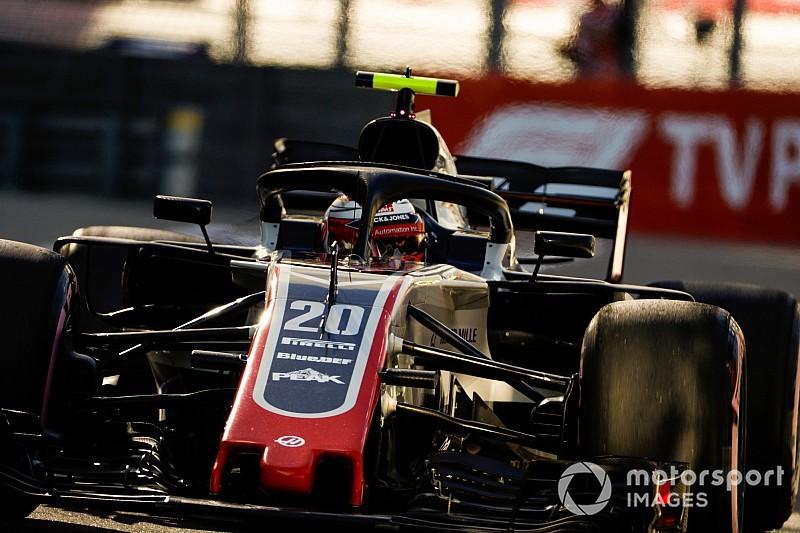 """Magnussen, 5e: """"Étrange d'être le meilleur des autres"""""""