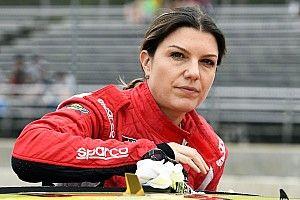 Katherine Legge debutará en los óvalos de NASCAR en Richmond