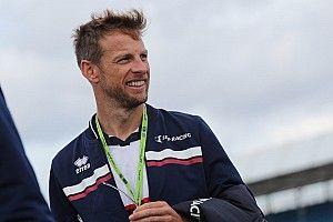 Button hoopt op eerste podium op Silverstone sinds 1999