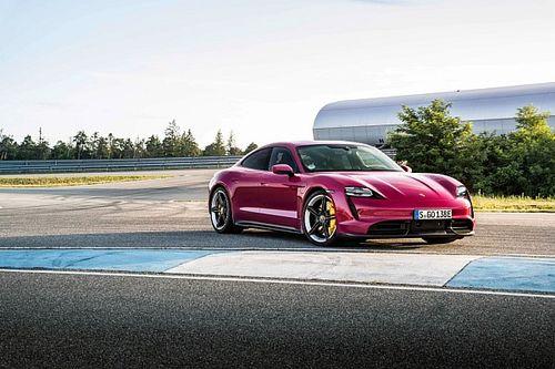 La Porsche Taycan se vend mieux que la 911 !