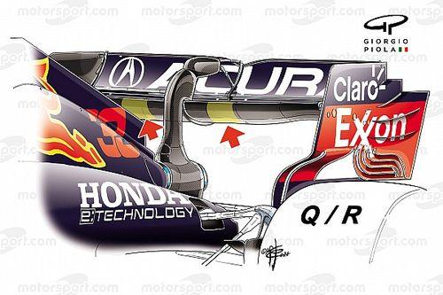 F1: Red Bull reforça asa traseira; entenda se há risco de novas rachaduras