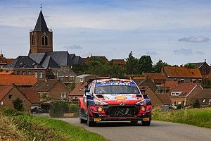 Neuville sigue al frente en Bélgica pero Breen se acerca