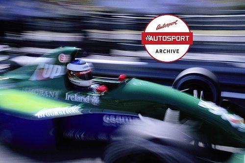 Archive: Schumacher's verdict on his Spa F1 debut