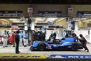 IDEC Sport #17 trekt zich na crash terug uit 24 uur van Le Mans