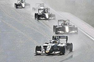Kis híján az eső, végül Colombo nyerte az F3 első futamát!