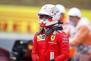 Videón Leclerc eddigi hullámvasútszerű szezonja
