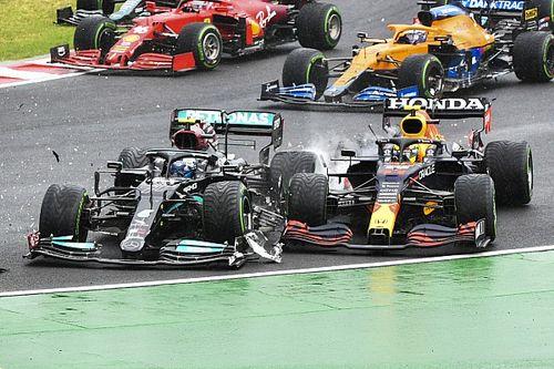 ホンダ田辺F1テクニカルディレクター「もらい事故……またもクラッシュ絡みで、レッドブルには悔しい結果」|F1ハンガリーGP