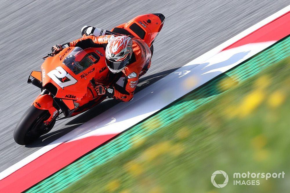 Hasil FP2 MotoGP Austria: Iker Lecuona Unjuk Performa dan Taktik Brilian