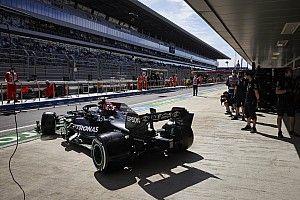 Jelang F1 GP Rusia, Valtteri Bottas Start Paling Belakang