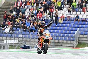 Moto2 Avusturya 3. antrenman: Gardner tur rekorunu kırdı, Raul Fernandez 2. oldu