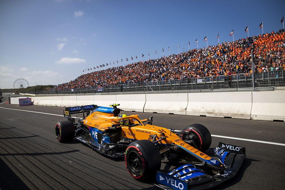 """A két ütközés ellenére a McLaren cáfol: """"Nem rivalizálunk Perezzel!"""""""
