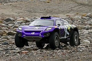 Arctic X-Prix: X44 team tops first qualifying as Rosberg car rolls