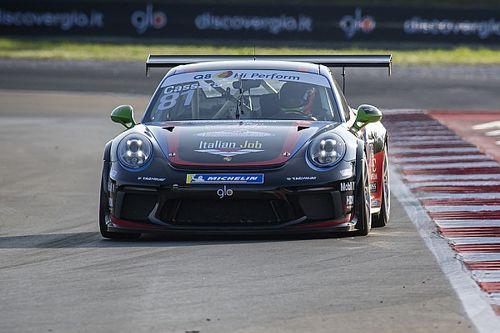 Carrera Cup Italia, Franciacorta: Cassarà da podio dopo le penalty!