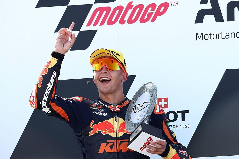 Kemenangan Moto2 Aragon Buat Raul Fernandez Lebih Tenang