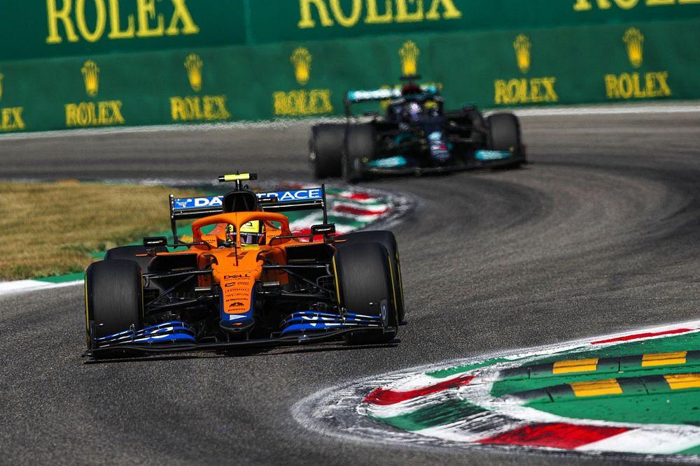 Sans les résultats de Norris, McLaren aurait tiré le signal d'alarme