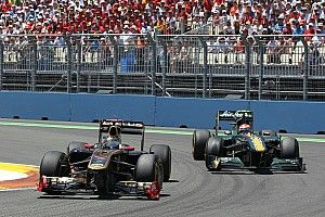 The floundering fortunes of F1's many Lotus reboots