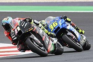 Aleix Espargaró cierra el test de Misano de nuevo como el más rápido