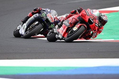 MotoGP Amerika Momentum Krusial Francesco Bagnaia Jaga Asa Juara