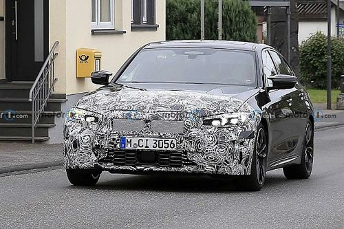 Külső-belső facelift kíséretében érkezhet az M340i 2022-ben a BMW-től