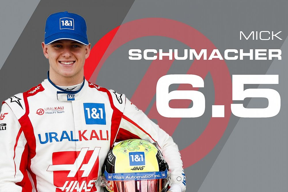 Tussenrapport Mick Schumacher: Leren in de luwte