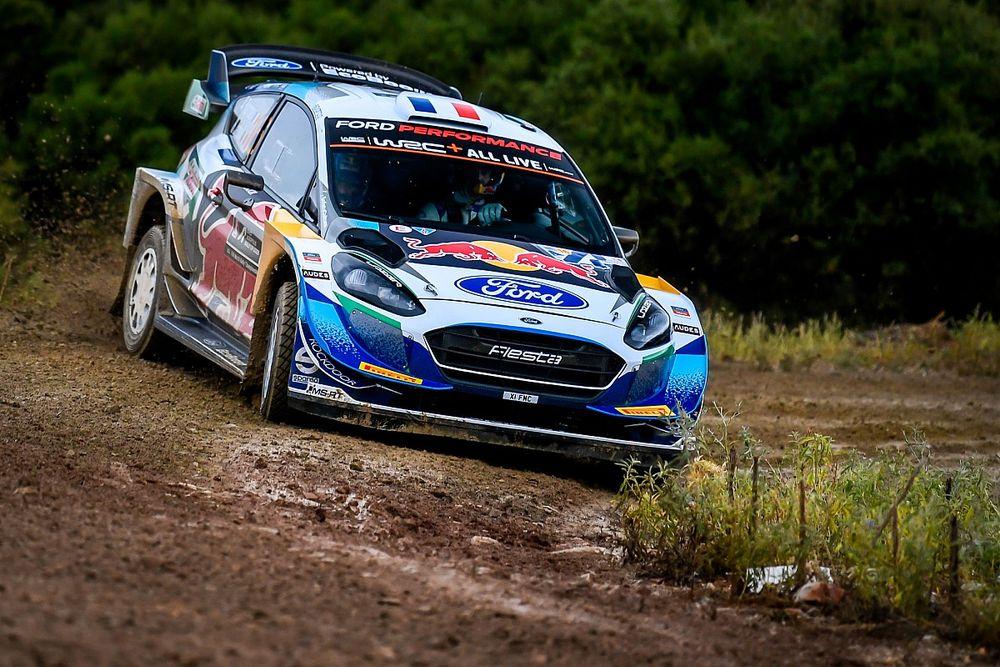 WRC, Rally Acropoli, PS13: guai per Fourmaux. Loubet KO
