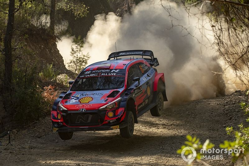 Sordo teases 2022 plans with WRC future yet to be resolved