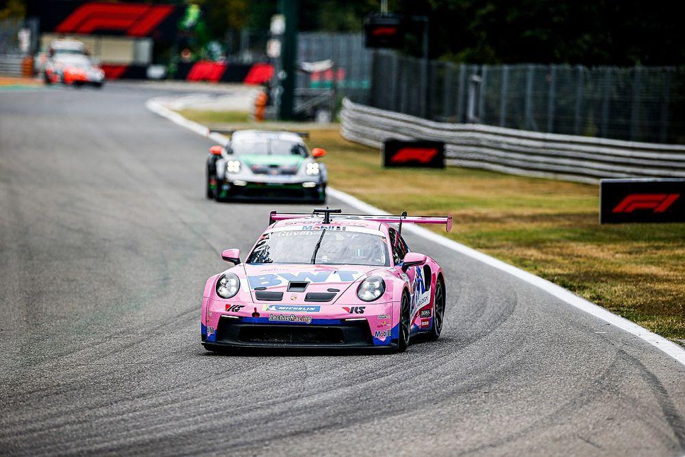 Porsche Supercup Monza: Ayhancan bu yıl ilk kez pole pozisyonunda!