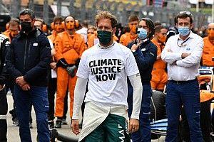 """ベッテル、F1の環境保護への取り組みは""""後手後手""""だと警鐘「優れた頭脳を、合成燃料の開発に使うべき」"""