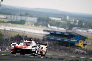 Ni los problemas de combustible paran a Toyota en Le Mans