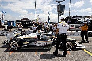 Gateway IndyCar: Penske 1-2 by Newgarden, McLaughlin in practice