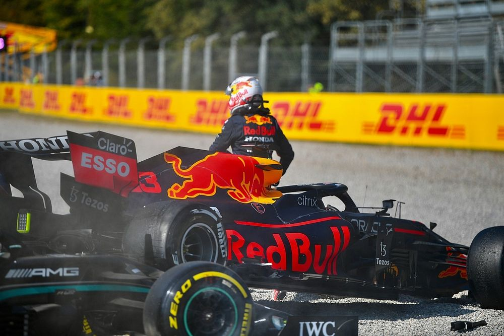 """Coulthard: """"Verstappen veya Hamilton 'benim suçum' demez"""""""