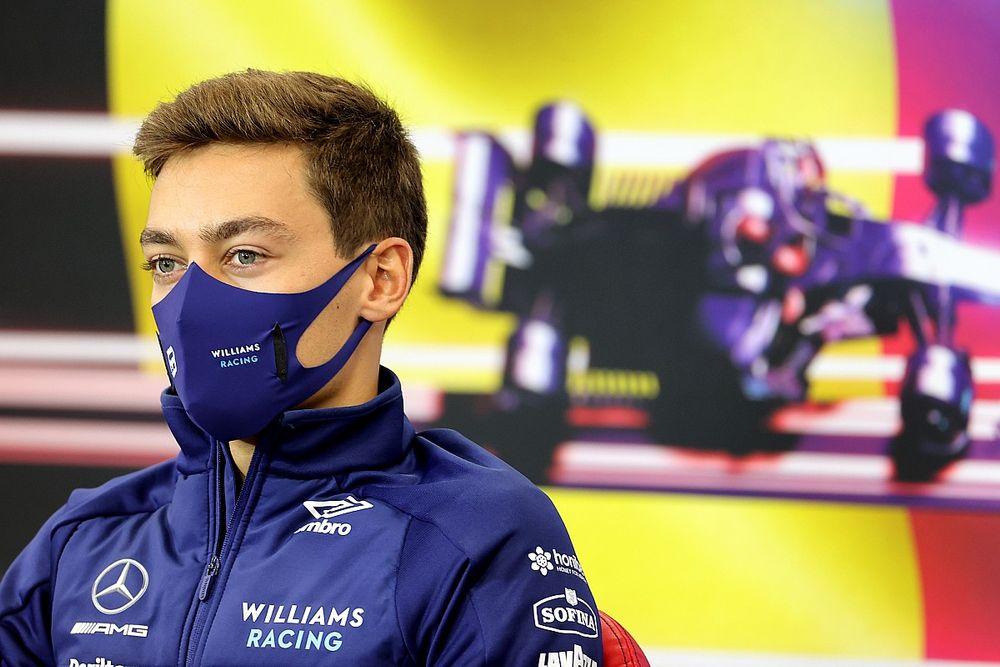 "Verstappen and Leclerc reckon Russell ""deserves"" Mercedes F1 seat"