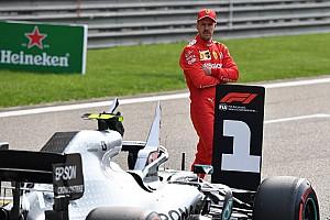 Vettel: Sadece aracın potansiyelini ortaya çıkarmamız gerekiyor