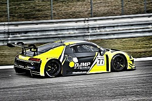 Olimp Racing w GT Open