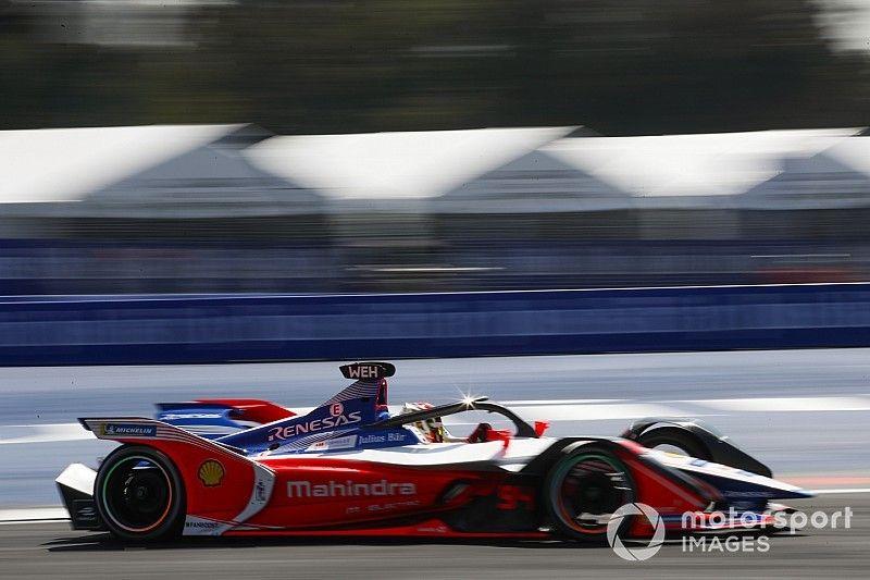 La parrilla de salida del ePrix México