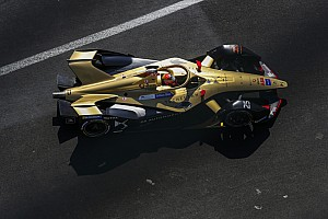 Vergne leads FE test in Mexico