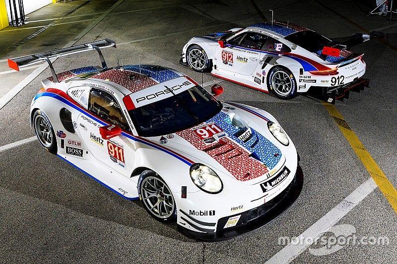 Porsche unveils Brumos-inspired Rolex 24 livery