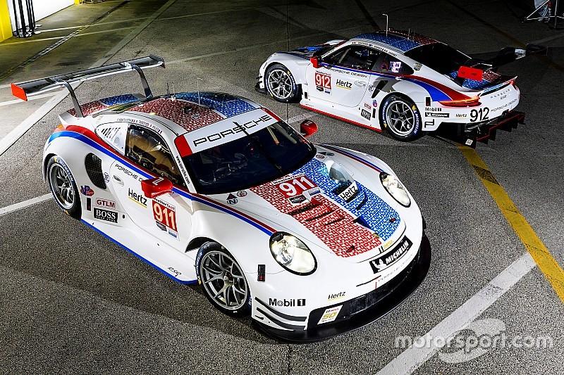 Porsche unveils Brumos,inspired Rolex 24 livery