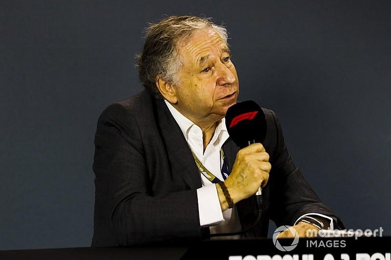 Тодт пообещал, что Ф1 будет так же популярна и через 50 лет
