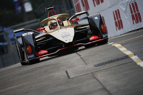 Vergne no termina de entender el auto de DS Techeetah