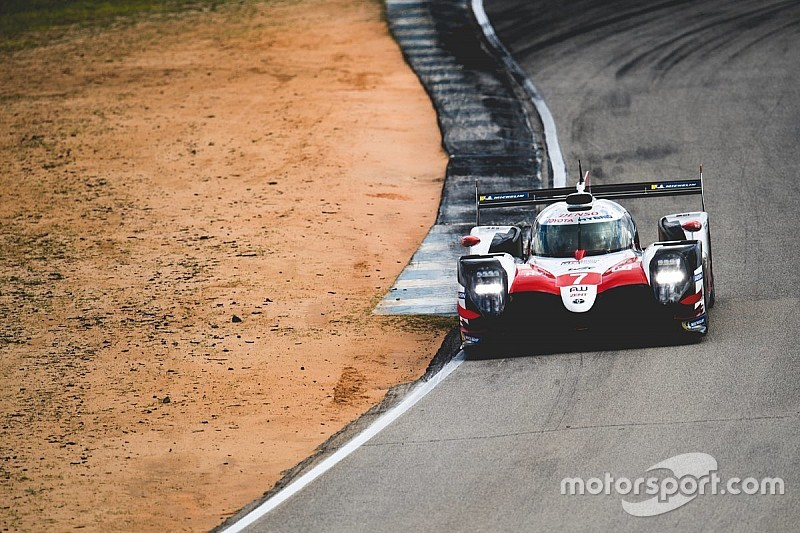 Toyota lowers unofficial record as Sebring test ends