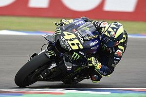 """Rossi heureux de sa """"très bonne"""" quatrième place"""