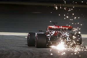 Fotostrecke: Alfa Romeo Racing beim Grossen Preis von Bahrain